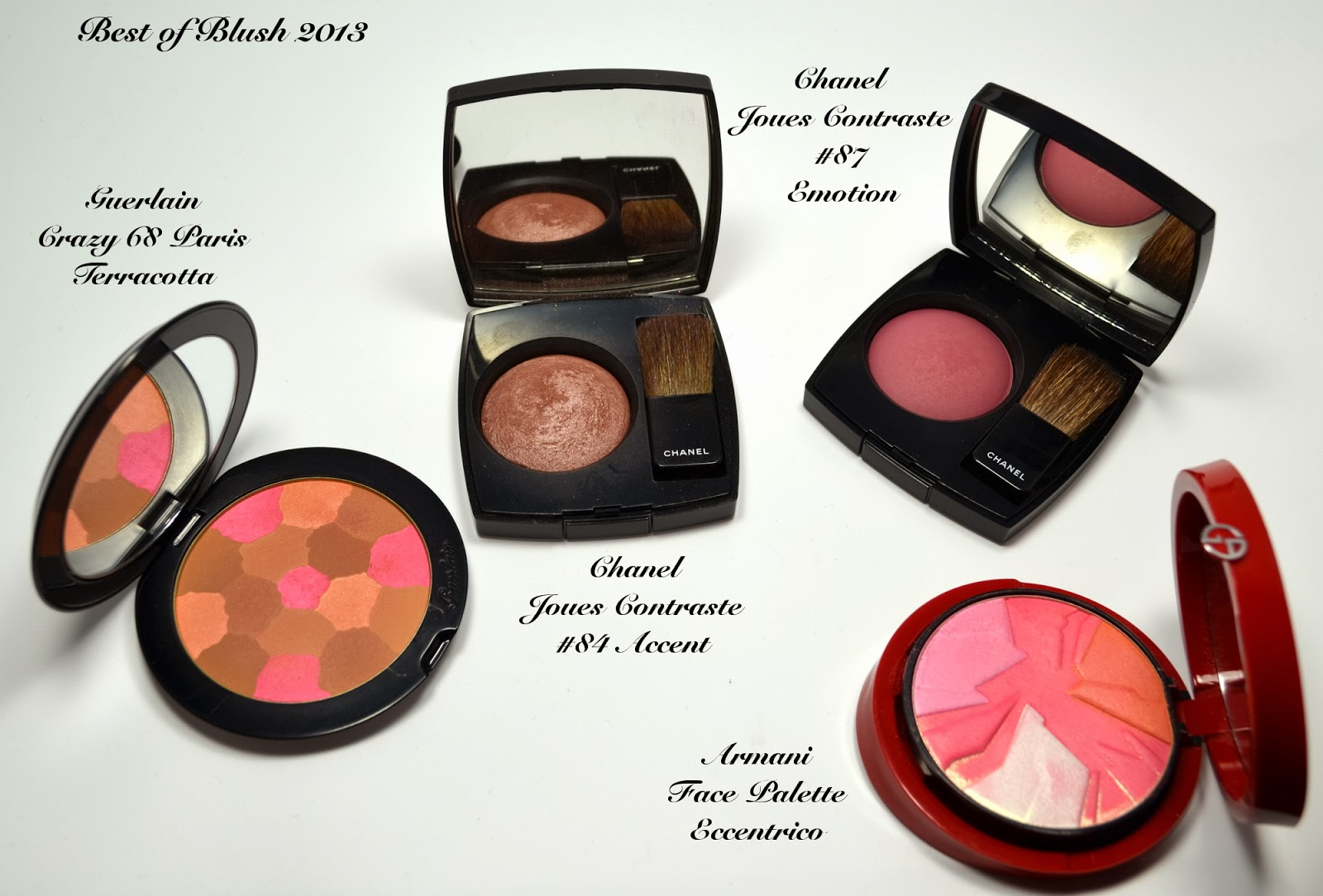 Blush Chanel Accent Powder Review