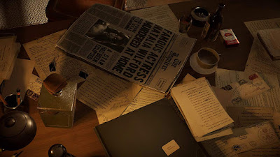Blacksad Under The Skin Game Screenshot 6