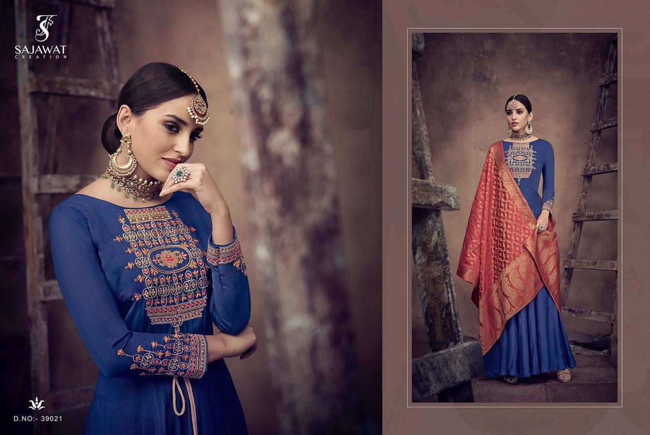 0e0dfe5949 Zeels Creations: Bride Vol.4 by Sajawat Creation Readymade Ethnic ...