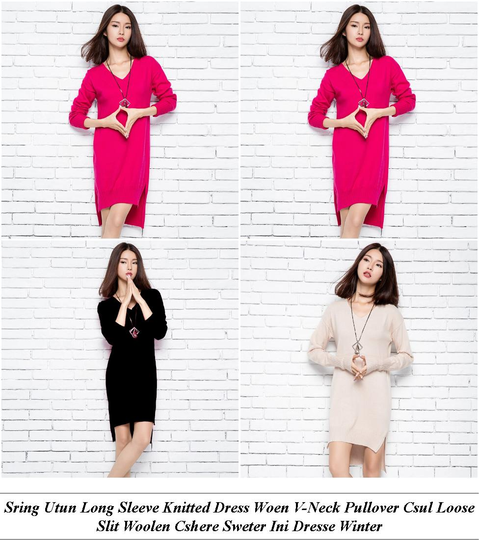 Semi Formal Dresses For Women - Topshop Dresses Sale - Midi Dress - Cheap Clothes Online