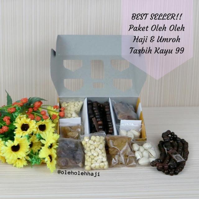 Paket Oleh Oleh Haji & Umroh 5