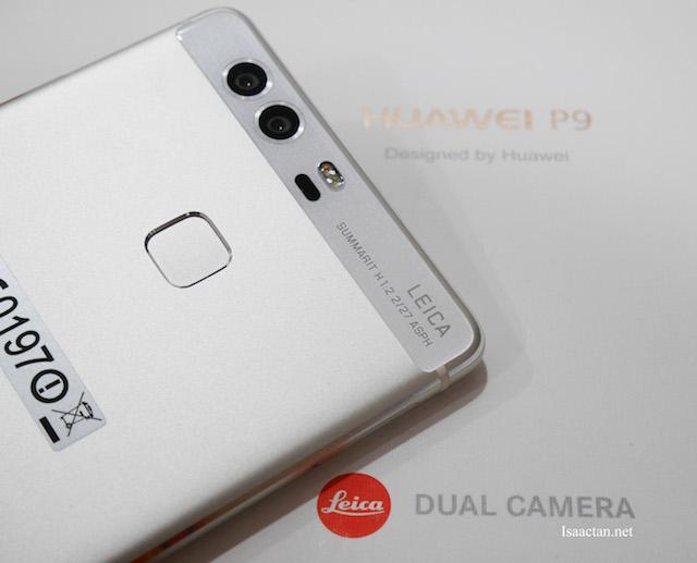 Leica Dual Camera Huawei P9