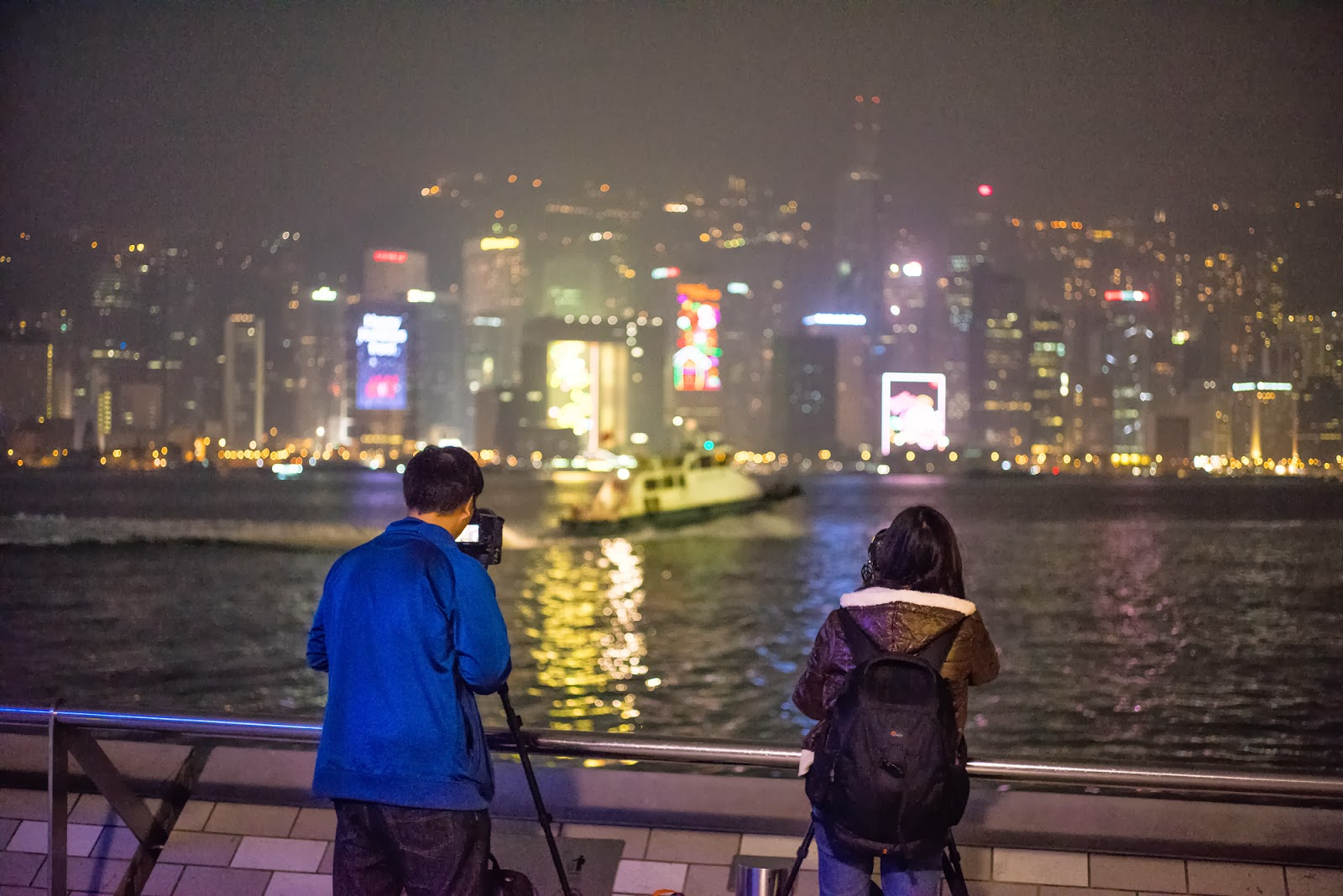 Hong Kong In Love - Behind The Scenes With Leica 50Mm F2 -4326