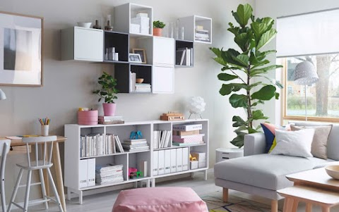 Decorate your house with IKEA