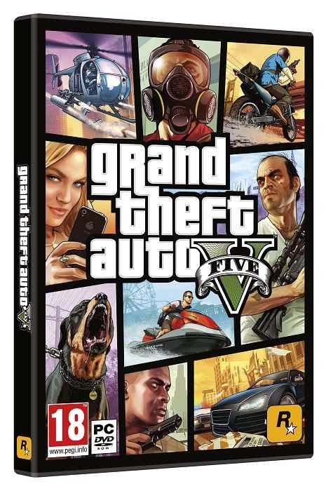 Grand Theft Auto V Free Download Full Game for PC