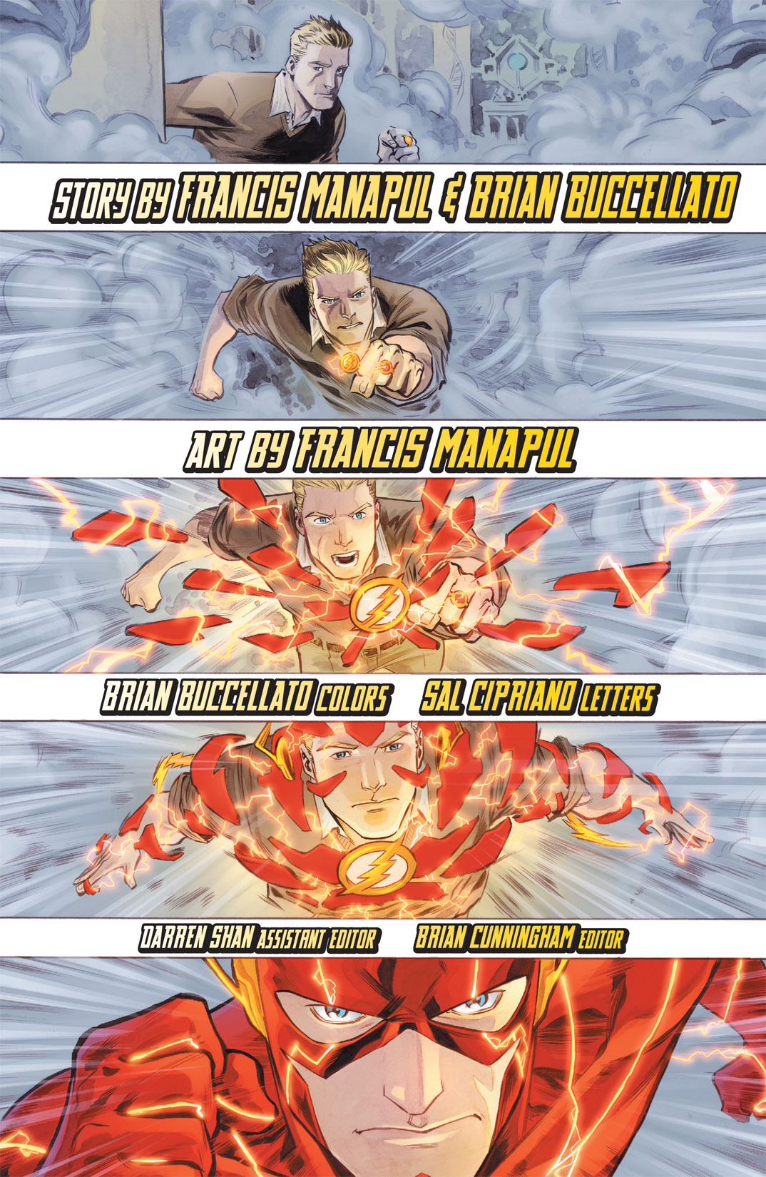 Read online The Flash (2011) comic -  Issue #1 - 6