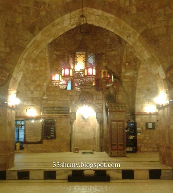 داخل مسجد طينال