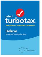 TurboTax Deluxe 2018