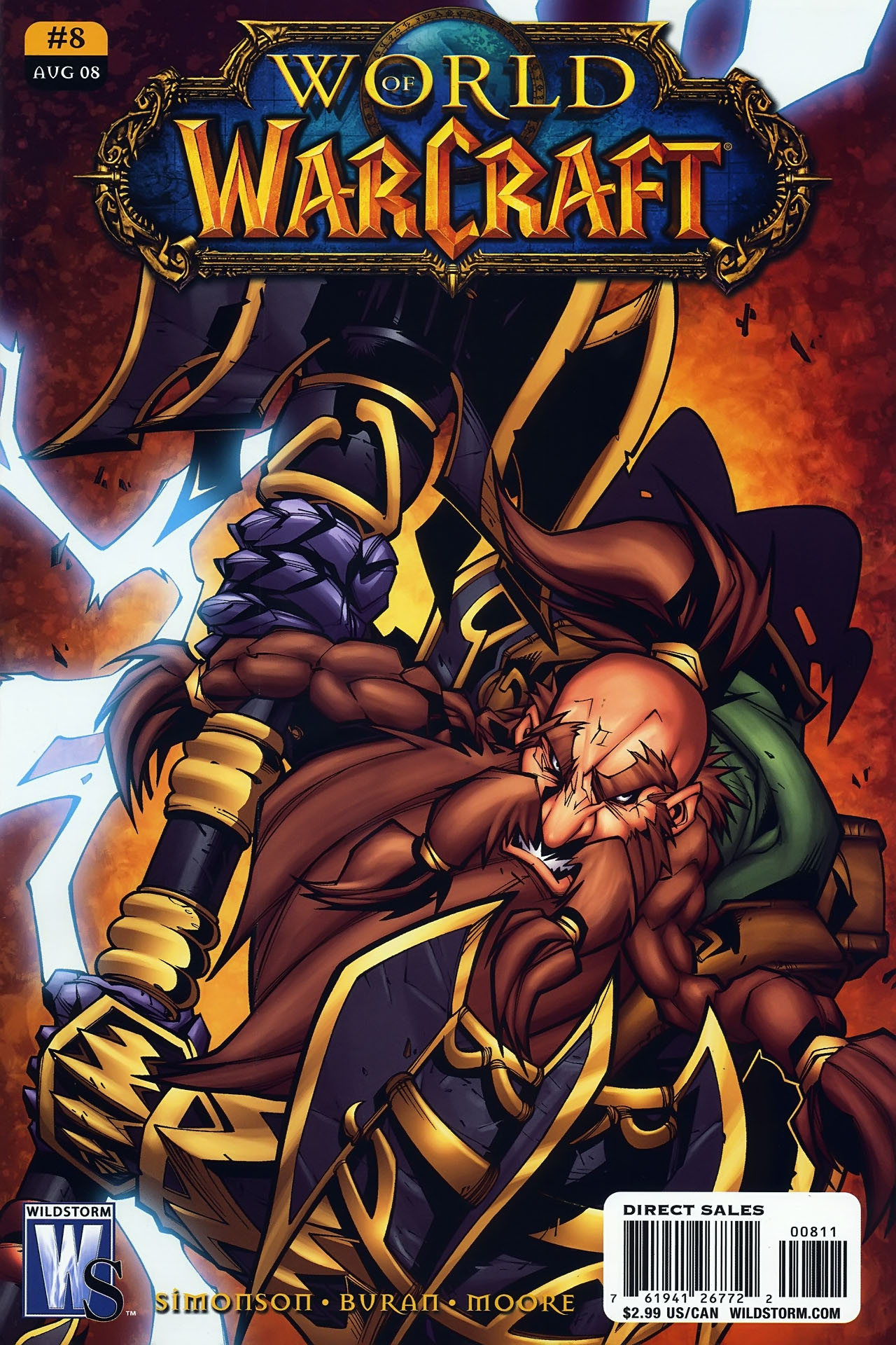 Read online World of Warcraft comic -  Issue #8 - 1
