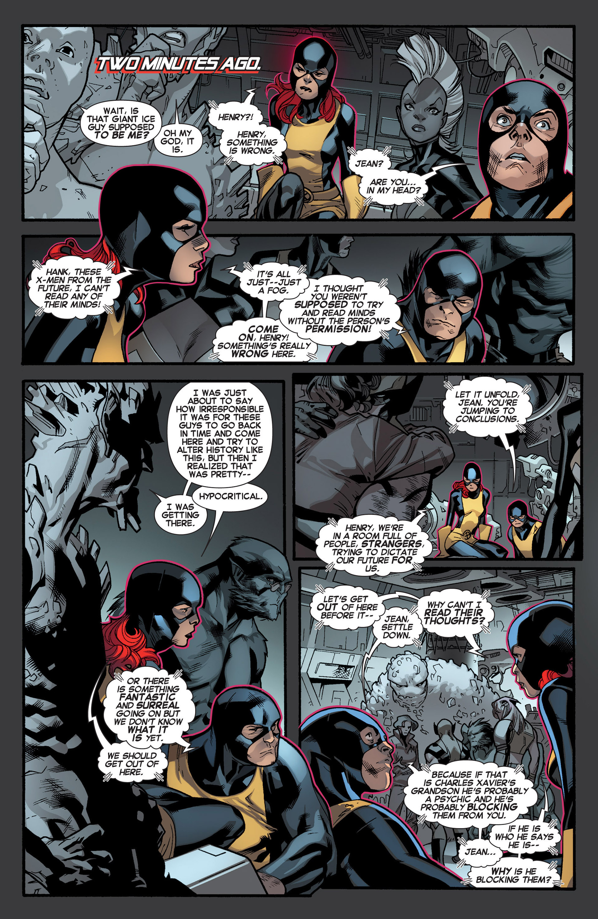 Read online All-New X-Men (2013) comic -  Issue #16 - 10
