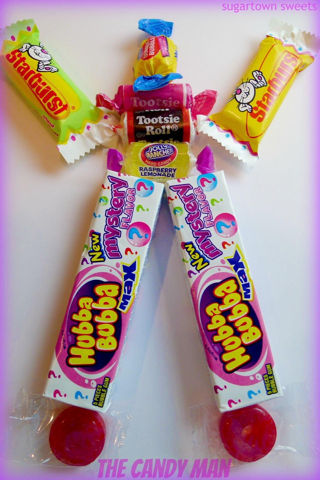 Sugartown Sweets Lifesavers Bubblegum Amp Tootsie Roll Pops