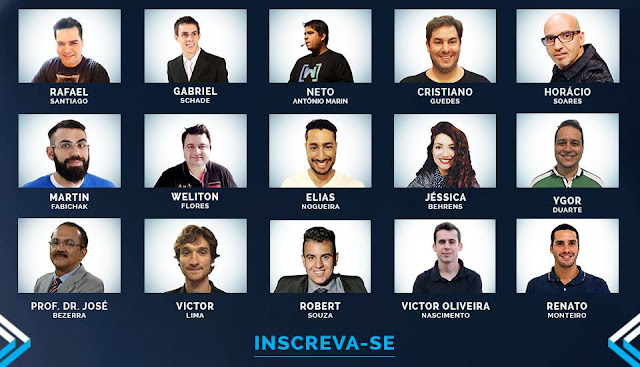 Participe do Congresso de Mobile, 1º Congresso Online de Desenvolvimento Mobile do Brasil