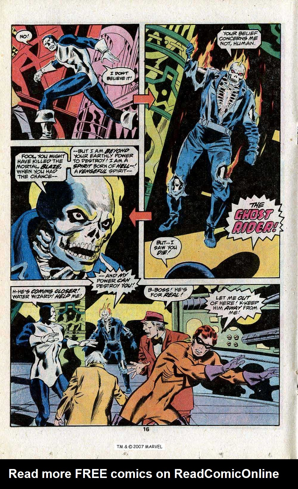 Ghost Rider (1973) Issue #24 #24 - English 18