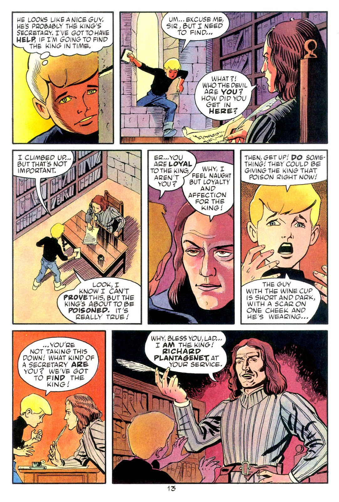 Jonny Quest (1986) issue 10 - Page 15