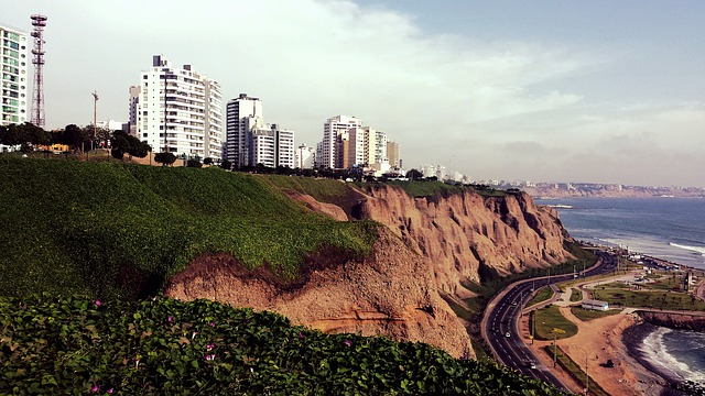 Miraflores District, Peru, Travel, Tourist Attractions, Tourism, Sea, Water, Surfing, Ocean,