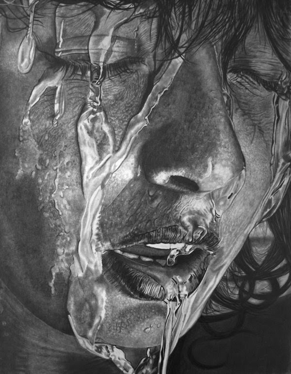 Lovely Pencil Drawings by Paul
