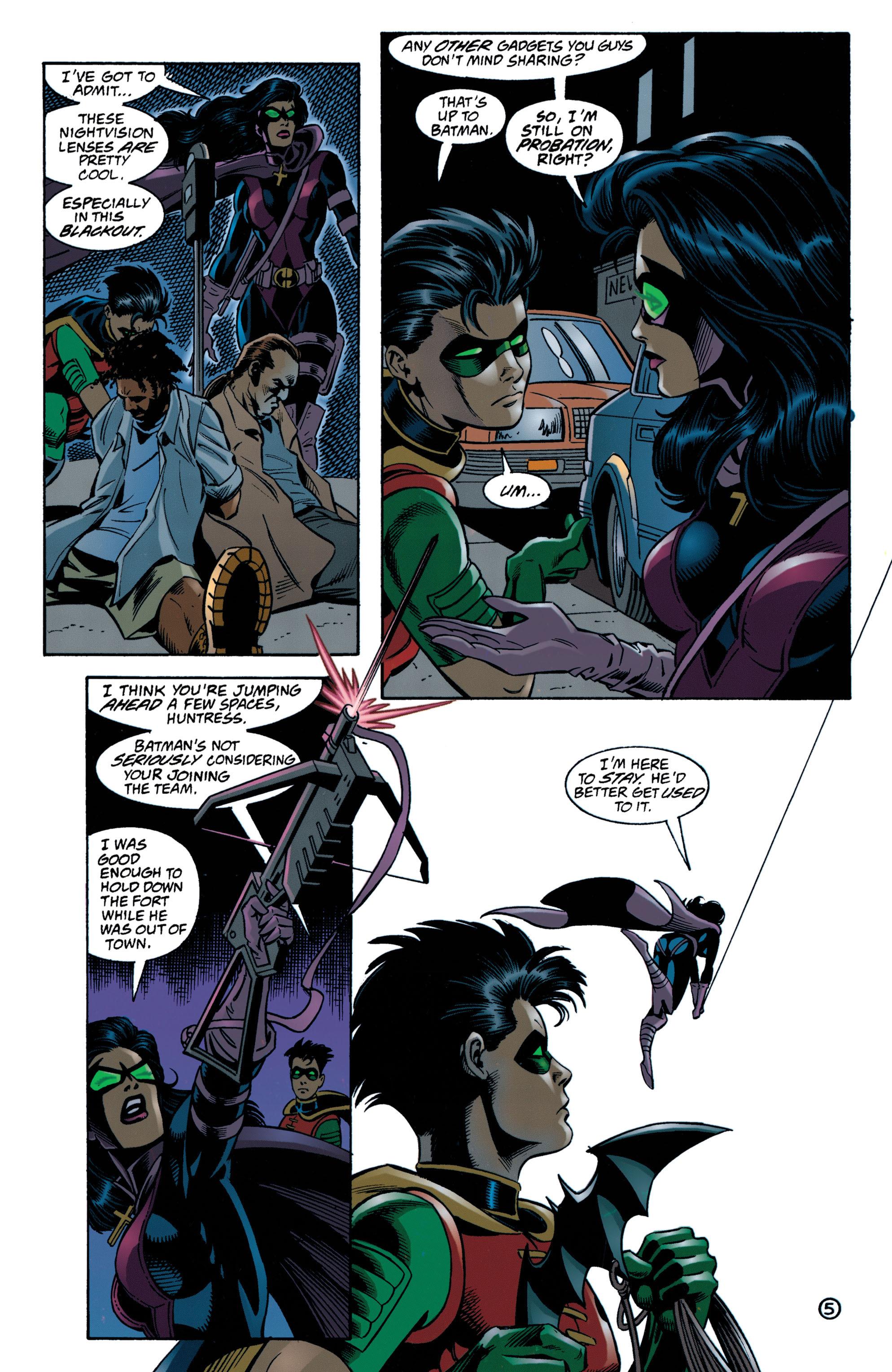Detective Comics (1937) 703 Page 5