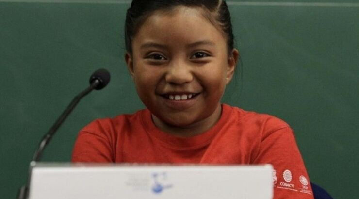 Eight-Year-Old Mexican Girl Won Nuclear Sciences Prize For Creating Solar Water Heater