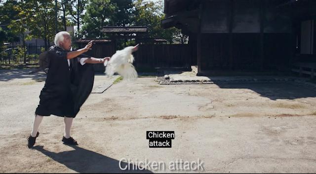 WAJIB TENGOK!! Selepas PPAP, Kini Datang Pula Lagu 'Chicken Attack'