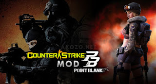 Counter Strike MOD Point Blank Mobile