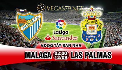 Nhận định, soi kèo nhà cái Malaga vs Las Palmas