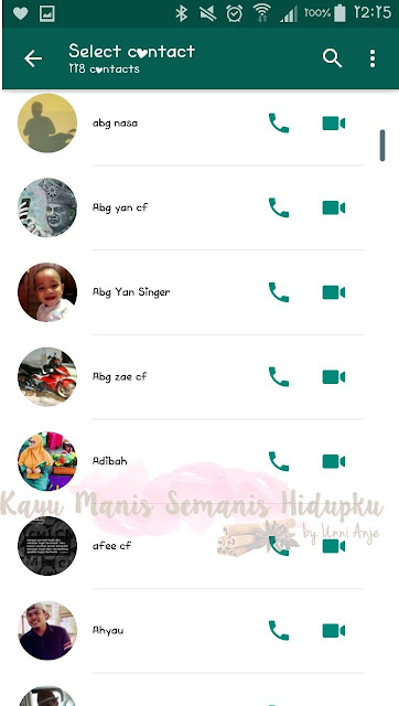 HANDPHONE WHATSAPP