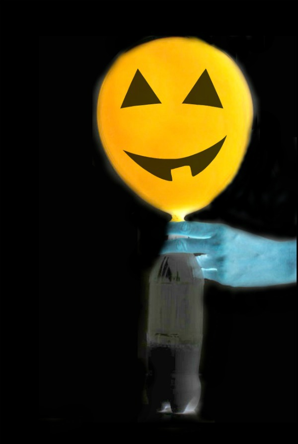 """MAGIC JACK"" Experiment for kids  (super fun science for Halloween!)"