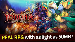 Yoddha : Deva Sangram Apk v1.1.2 Mod (God Mode/High Damage) Terbaru