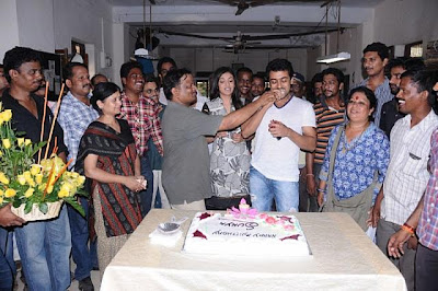 Surya Birthday Celebrations
