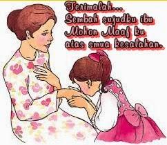 Kata Ucapan Hari Ibu