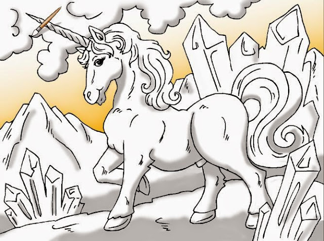 unicorn coloring pages holiday.filminspector.com