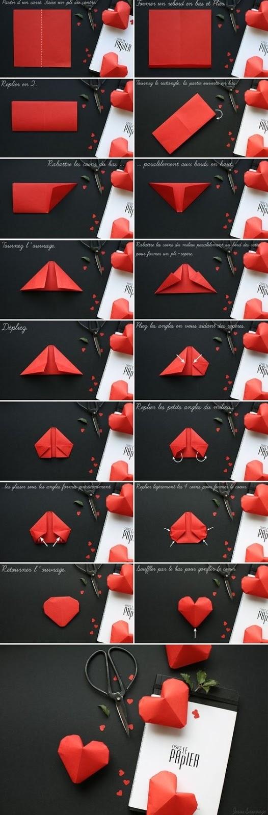 Sevgililer günü yaklaşırken sizde sevgilinize bu kalplerle hoş süprizler yapabilirsiniz. Kağıt kıvırma sanatı ile yapılan bu kalpler oldukça güze.