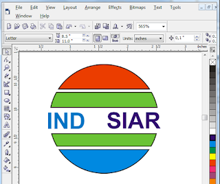 Tutorial Cara Membuat Logo Corel Draw
