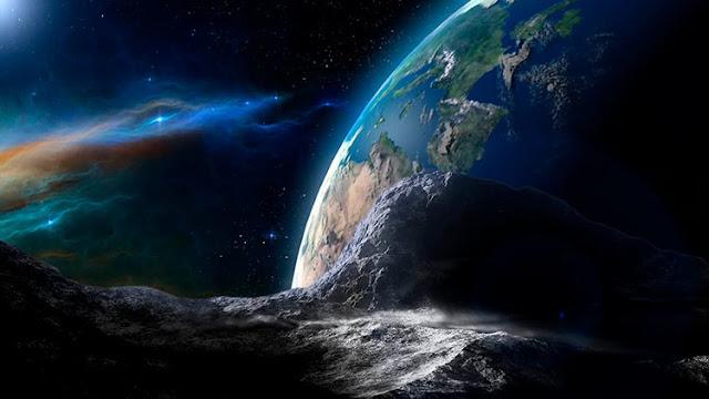 Un asteroide tres veces más grande que el de Cheliábinsk 'roza' la Tierra y nadie lo detecta