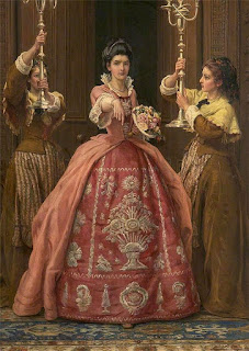 Francis Williams Topham - Lady of Quality