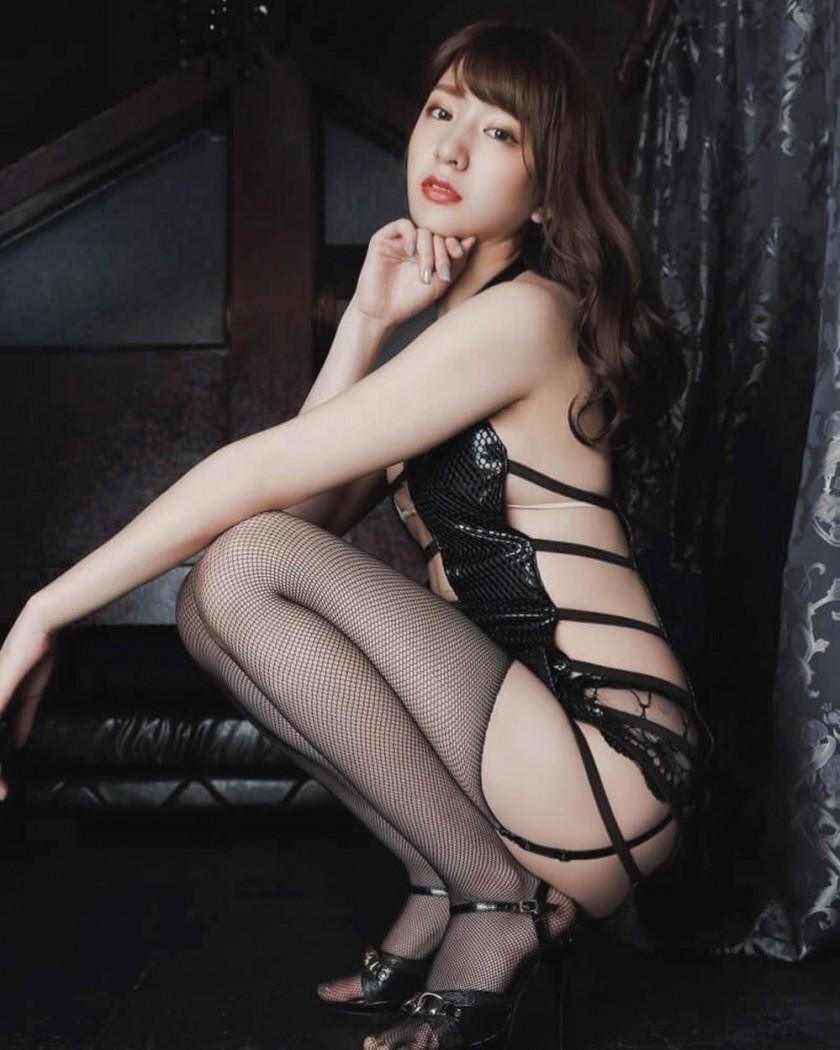 일본의 미녀레슬러 Yuki Kamifuku