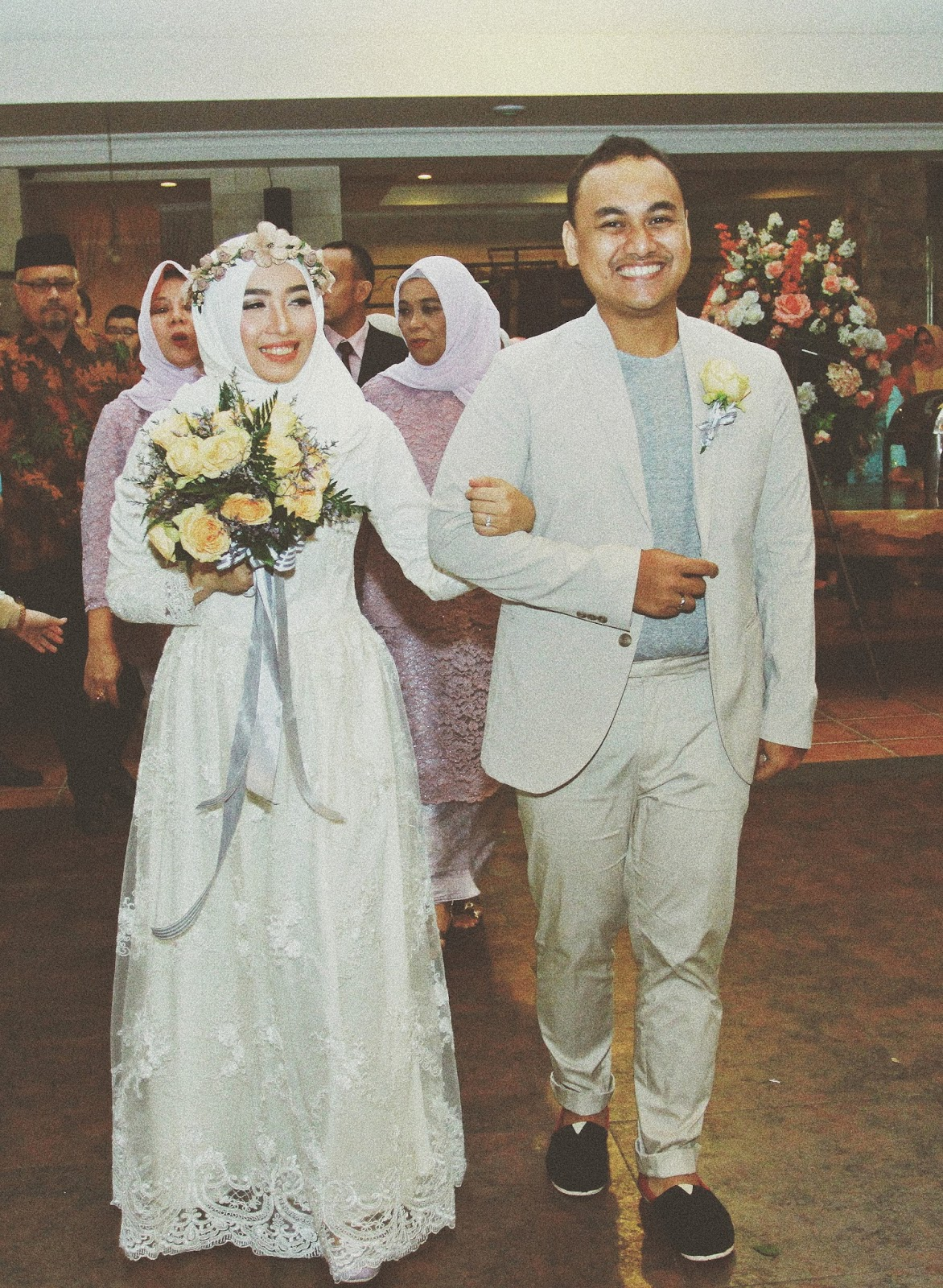 A Letter to My 5 months Husband - resepsi 2