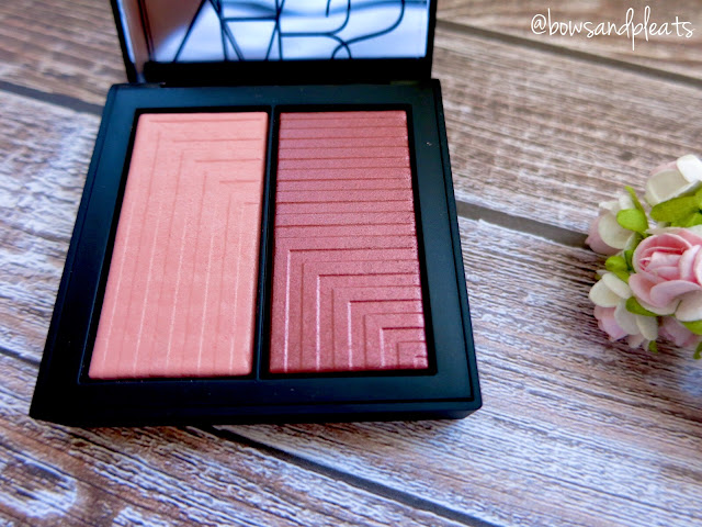 NARS Dual Intensity Blush in Fervor Review and Swatches