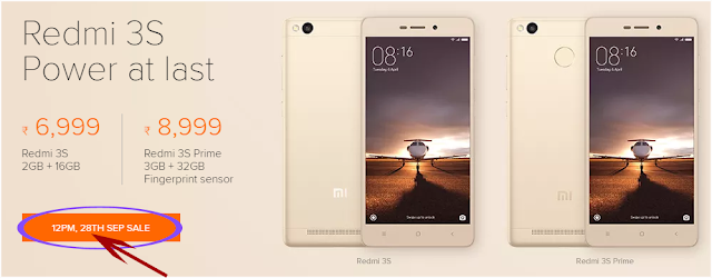 xiaomi phone flash sale tips and tricks