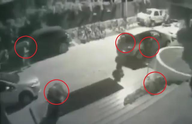 Ini Rekaman CCTV Upaya Pembunuhan Saat Kudeta dan Bagaimana Erdogan Bisa Lolos