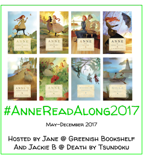 Anne of green Gables read along banner