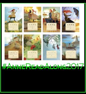 Anne of green Gables read along banner