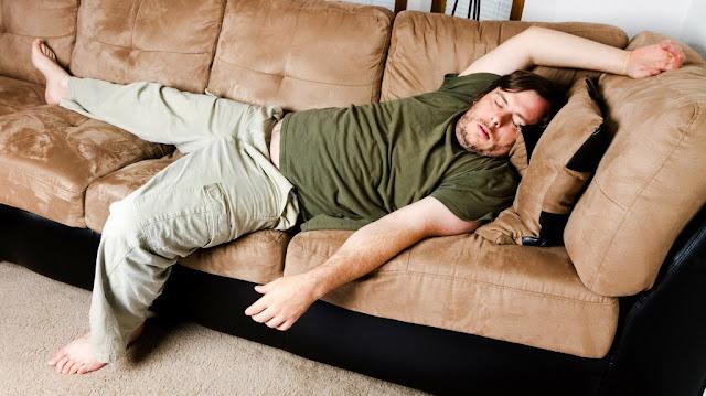 دليل الكسول لخسارة الوزن