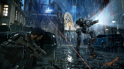 كراك لعبه Deus Ex: Mankind Divided