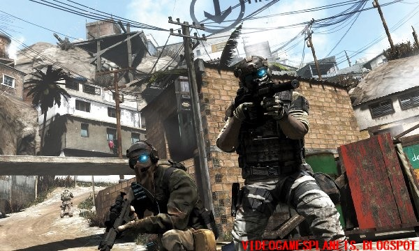 download tom clancy's ghost recon future soldier pc highly compressed
