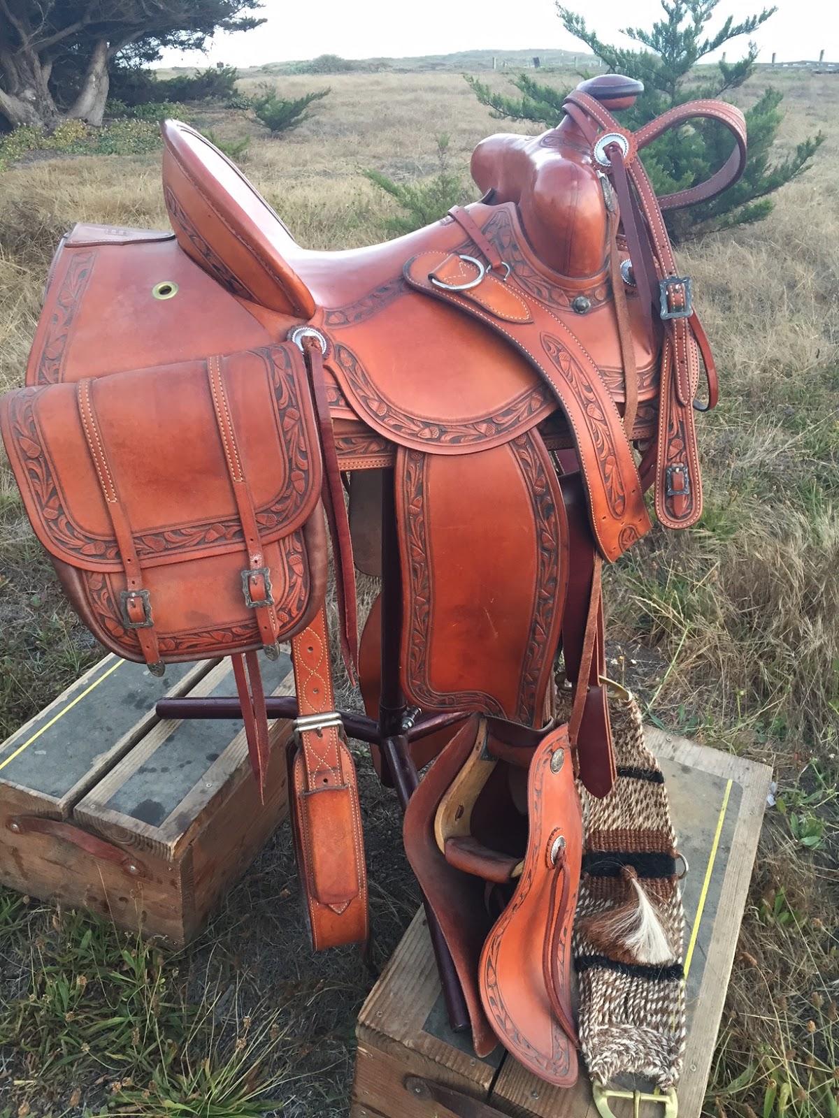 Buckaroo Leather Horse Tack, Use, Care and Maintenance