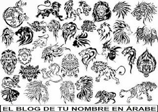 El horoscopo Leo para tatuajes de simbolos