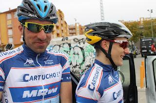 Ciclistas Trofeo Guerrita