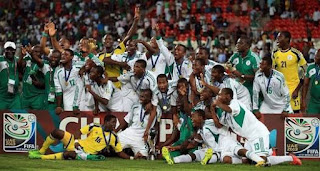 2013 FIFA U17  Champions Beg For Calabar Houses