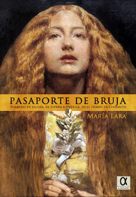 Pasaporte de Bruja - María Lara Martínez